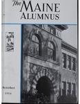 Maine Alumnus, Volume 16, Number 1, October 1934