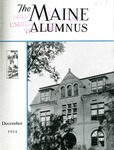 Maine Alumnus, Volume 16, Number 3, December 1934