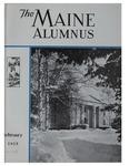 Maine Alumnus, Volume 16, Number 5, February 1935