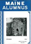 Maine Alumnus, Volume 21, Number 3, December 1939