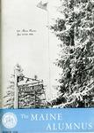 Maine Alumnus, Volume 37, Number 6, March 1956 by General Alumni Association, University of Maine