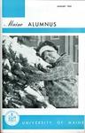 Maine Alumnus, Volume 44, Number 4, January 1963