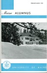 Maine Alumnus, Volume 44, Number 5, February-March 1963 by General Alumni Association, University of Maine