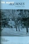 Maine Alumnus, Volume 45, Number 4, January 1964