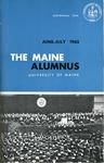 Maine Alumnus, Volume 46, Number 7, June-July 1965 by General Alumni Association, University of Maine