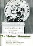 Maine Alumnus, Volume 55, Number 3, Winter 1974 by General Alumni Association, University of Maine