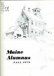 Maine Alumnus, Volume 58, Number 1, Fall 1976 by General Alumni Association, University of Maine