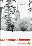 Maine Alumnus, Volume 59, Number 1, Winter 1978 by General Alumni Association, University of Maine