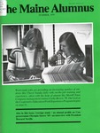Maine Alumnus, Volume 60, Number 3, Summer 1979