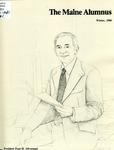 Maine Alumnus, Volume 62, Number 1, Winter 1980