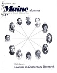 Maine Alumnus, Volume 63, Number 4, September 1982