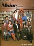 Maine Alumnus, Volume 64, Number 2, March 1983 by General Alumni Association, University of Maine