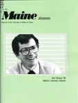 Maine Alumnus, Volume 65, Number 3, June 1984