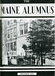 Maine Alumnus, Volume 22, Number 3, December 1940 by General Alumni Association, University of Maine