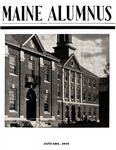 Maine Alumnus, Volume 23, Number 4, January 1942 by General Alumni Association, University of Maine