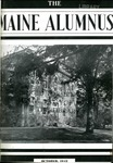 Maine Alumnus, Volume 24, Number 1, October 1942