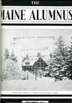 Maine Alumnus, Volume 26, Number 3, December 1944 by General Alumni Association, University of Maine