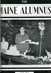 Maine Alumnus, Volume 25, Number 9, June 1944 by General Alumni Association, University of Maine