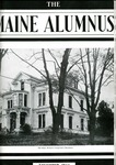 Maine Alumnus, Volume 26, Number 2, November 1944 by General Alumni Association, University of Maine