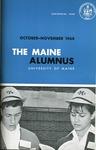Maine Alumnus, Volume 46, Number 2, October-November 1964
