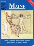 Maine, Volume 68, Number 1, Winter 1987