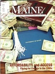 Maine, Volume 74, Number 2, Summer 1993 by University of Maine General Alumni Association
