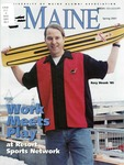 Maine, Volume 82, Number 1, Spring 2001 by University of Maine Alumni Association