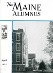 Maine Alumnus, Volume 16, Number 7, April 1935