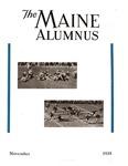 Maine Alumnus, Volume 17, Number 2, November 1935