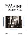 Maine Alumnus, Volume 17, Number 8, May 1936 by General Alumni Association, University of Maine