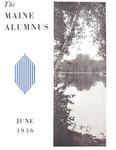 Maine Alumnus, Volume 17, Number 9, June 1936