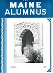 Maine Alumnus, Volume 18, Number 7, April 1937