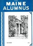 Maine Alumnus, Volume 19, Number 1, October 1937 by General Alumni Association, University of Maine