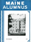 Maine Alumnus, Volume 19, Number 2, November 1937