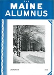 Maine Alumnus, Volume 19, Number 4, January 1938 by General Alumni Association, University of Maine