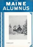 Maine Alumnus, Volume 20, Number 5, February 1939