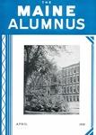 Maine Alumnus, Volume 20, Number 7, April 1939
