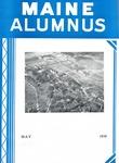 Maine Alumnus, Volume 20, Number 8, May 1939