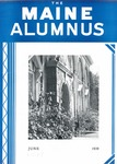 Maine Alumnus, Volume 20, Number 9, June 1939