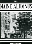 Maine Alumnus, Volume 23, Number 7, April 1942 by General Alumni Association, University of Maine