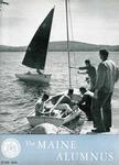Maine Alumnus, Volume 37, Number 9, June 1956 by General Alumni Association, University of Maine