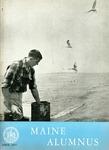 Maine Alumnus, Volume 38, Number 7, April 1957 by General Alumni Association, University of Maine