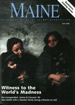 Maine, Volume 81, Number 3, Fall 2000 by General Alumni Association, University of Maine