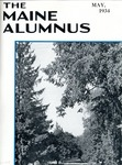 Maine Alumnus, Volume 15, Number 8, May 1934 by General Alumni Association, University of Maine