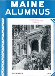Maine Alumnus, Volume 18, Number 3, December 1936