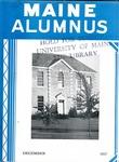 Maine Alumnus, Volume 19, Number 3, December 1937