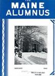 Maine Alumnus, Volume 21, Number 4, January 1940