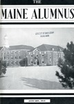Maine Alumnus, Volume 22, Number 4, January 1941 by General Alumni Association, University of Maine