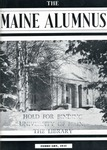 Maine Alumnus, Volume 22, Number 5, February 1941 by General Alumni Association, University of Maine