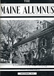 Maine Alumnus, Volume 23, Number 2, November 1941 by General Alumni Association, University of Maine